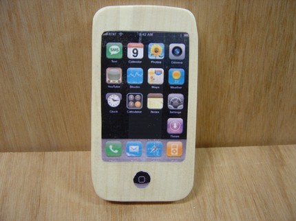 Wooden IPhone Etsy