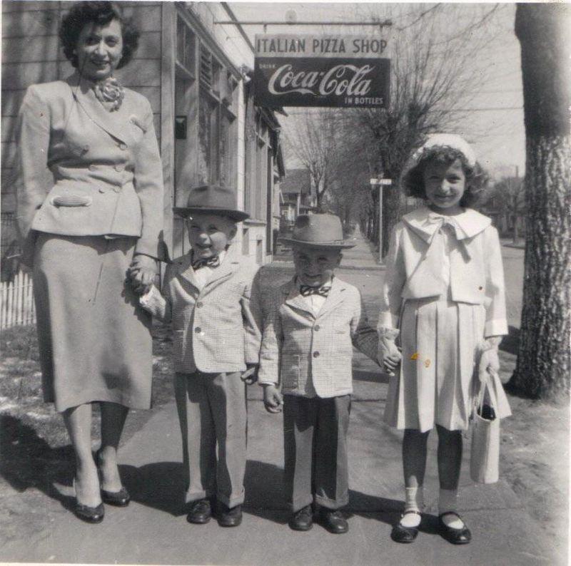 1950s Church clothes (2)